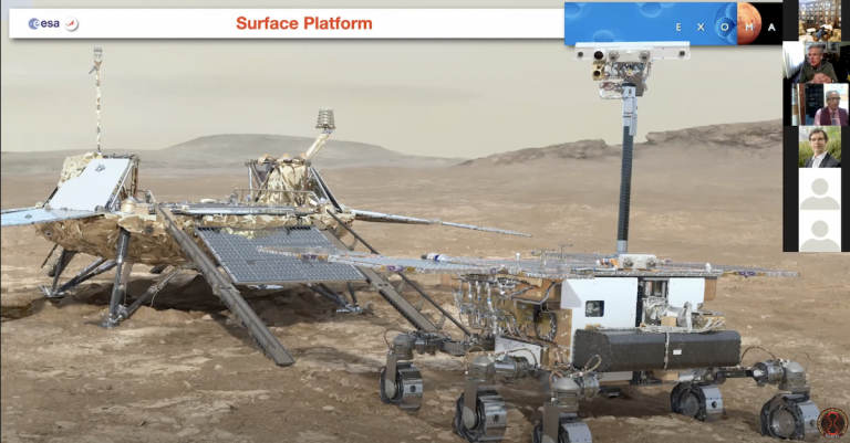 Why is Oxia Planum the right landing site for ExoMars 2022? (Jorge Vago)